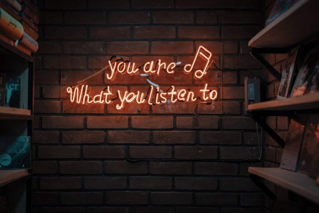 ..and how can you forget music?